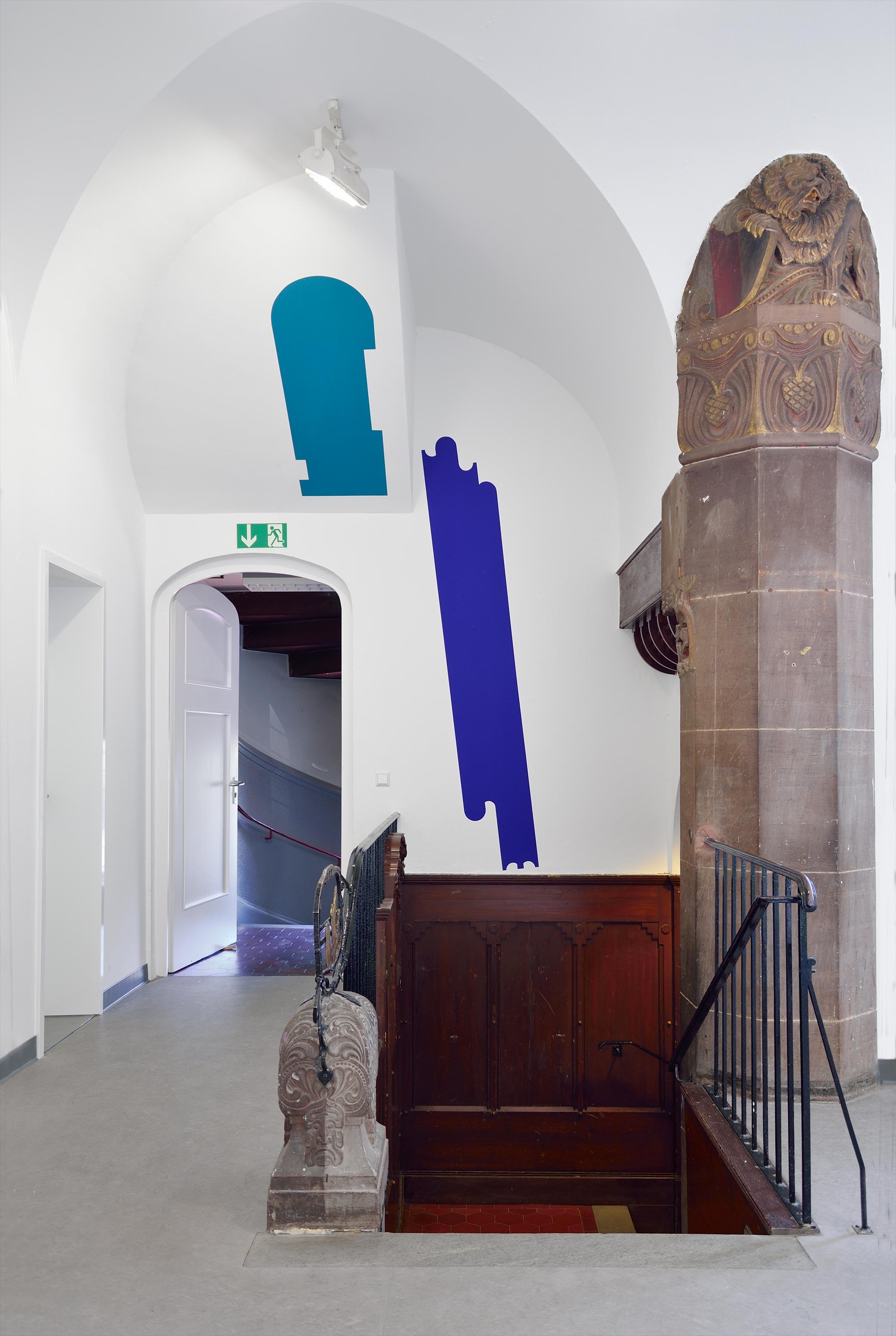 Florina Leinß: toolbox for a room